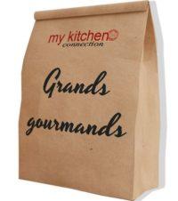 Formule Grands gourmands, livraison de brown bags à Montpellier.
