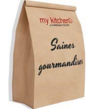 Formule Saines gourmandises, livraison de brown bags à Montpellier.